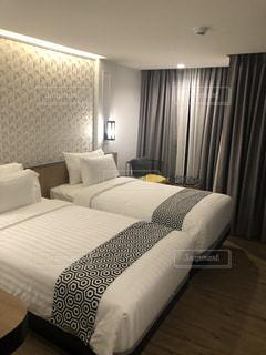 パタヤのホテルの写真・画像素材[2066168]