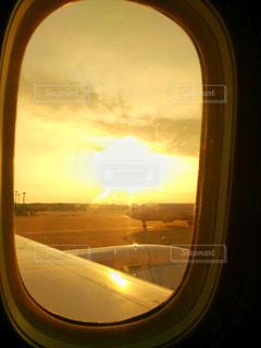 空の旅の写真・画像素材[2446538]
