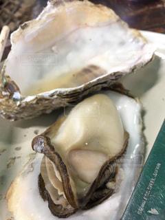 牡蠣焼きの写真・画像素材[2049984]