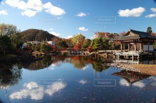 福井県越前市紫式部公園の写真・画像素材[2055429]