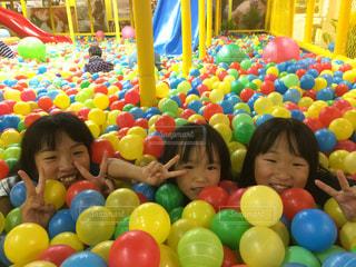 美人3姉妹の写真・画像素材[2078999]
