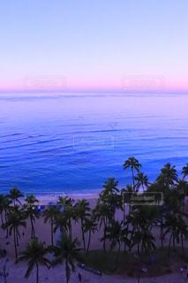ハワイの朝の写真・画像素材[2050758]