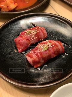 炙り寿司の写真・画像素材[2054904]
