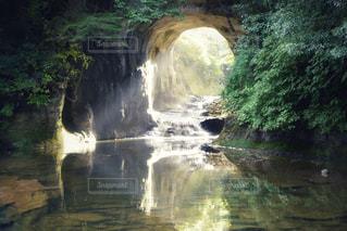 脳溝の滝の写真・画像素材[2440963]