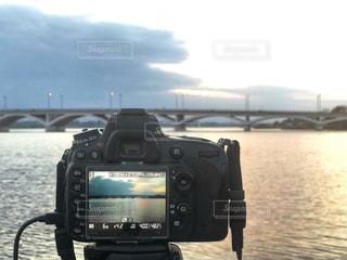 夕日の写真・画像素材[2455472]