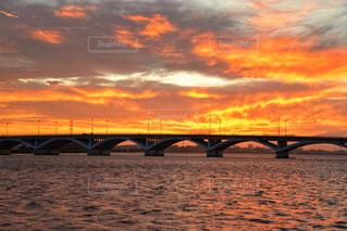 夕日の写真・画像素材[2472289]