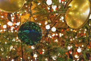 クリスマスイルミネーションの写真・画像素材[2810409]