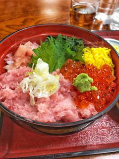 海鮮丼の写真・画像素材[3097007]