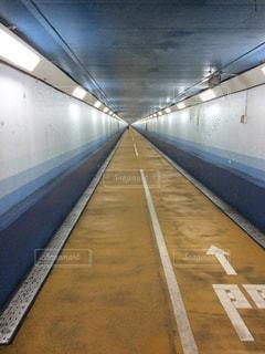 トンネルの写真・画像素材[251148]