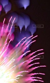 アート花火の写真・画像素材[2067640]