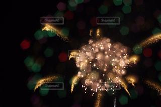アート花火の写真・画像素材[2068902]