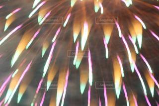 アート花火の写真・画像素材[2076381]