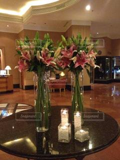ハノイのホテルロビーの写真・画像素材[2060043]
