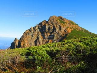 芦別岳核心部の写真・画像素材[2739751]