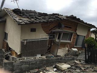 熊本地震の写真・画像素材[2061108]