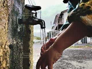 手を洗うの写真・画像素材[2771308]