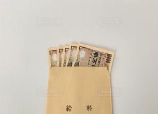 袋のクローズアップの写真・画像素材[3055924]