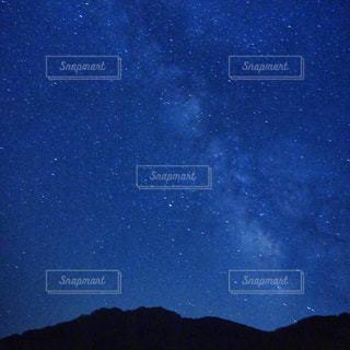 天の川の写真・画像素材[2330001]