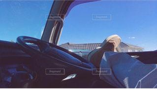 仕事の休憩の写真・画像素材[2070926]