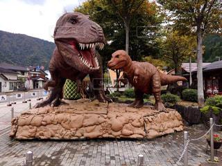 恐竜の写真・画像素材[2082276]