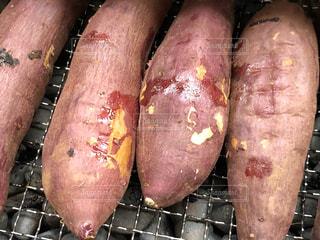 焼き芋。の写真・画像素材[2934524]