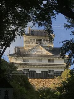 岐阜城の写真・画像素材[2075183]