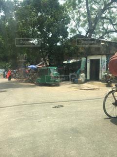 ダッカの街並みの写真・画像素材[2099657]