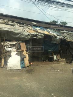 ダッカの街並みの写真・画像素材[2099659]
