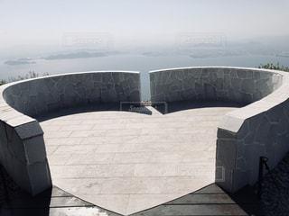 石の橋の写真・画像素材[2078185]