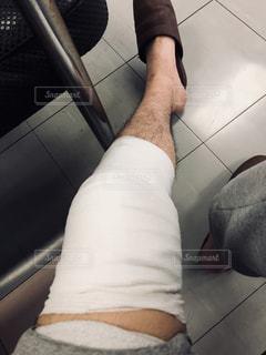 靭帯損傷の写真・画像素材[2152421]