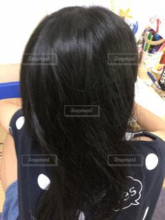 髪の写真・画像素材[2265795]