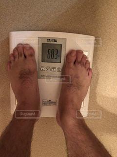 ダイエットするぞの写真・画像素材[2448865]