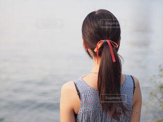 女性の写真・画像素材[205636]