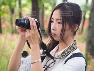 女性の写真・画像素材[227354]