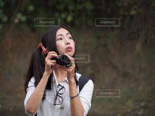 女性の写真・画像素材[227359]