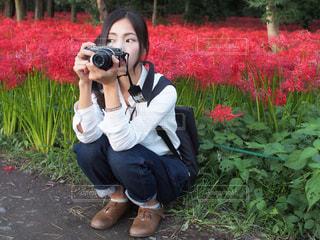 女性の写真・画像素材[227400]