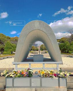 広島平和記念公園の写真・画像素材[2079783]