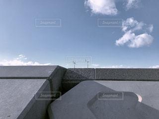 風車の写真・画像素材[2081090]