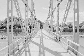 鉄橋の写真・画像素材[2081254]