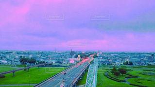 広瀬川河畔の写真・画像素材[2081507]