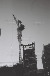 高層ビル建設中 - No.936388