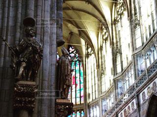 プラハ大聖堂の写真・画像素材[2078501]