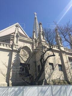 夙川の教会の写真・画像素材[2092154]
