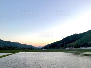 陽と共に終えるの写真・画像素材[2108314]