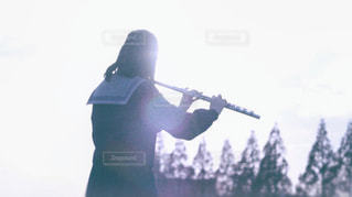 奏の写真・画像素材[2080013]