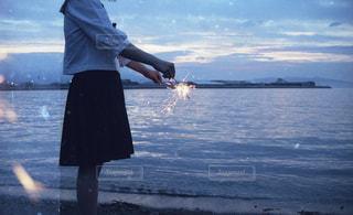 夏の夢の写真・画像素材[2080014]