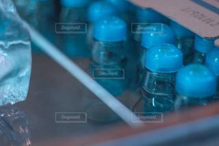 ボトルのクローズアップの写真・画像素材[3109735]