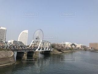 横浜の海の写真・画像素材[2083707]