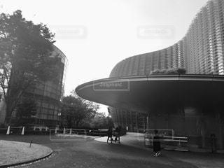 建造物そのものがアートの写真・画像素材[2085364]