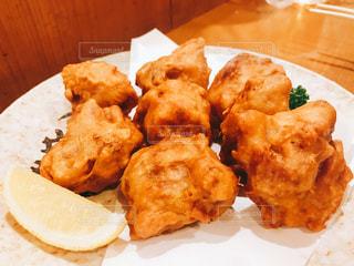 鶏の唐揚げの写真・画像素材[2120455]